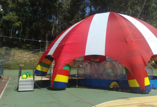 Tenda para Water Ball