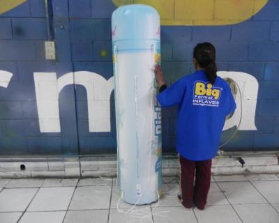 Dicloair - 1,80m