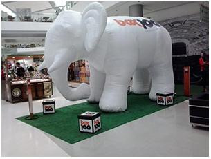 [Elefante Inflavel]