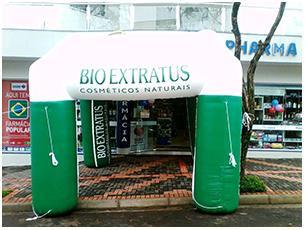 [Tenda Inflável da Bio Extratus]