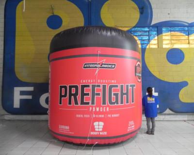 Réplica Inflável Prefight - 3,00m