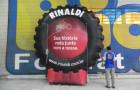 Réplica Inflável Rinaldi - 4,00m - Foto 1