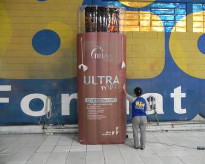 Réplica Inflável Ultramais Shampoo - 3,50m