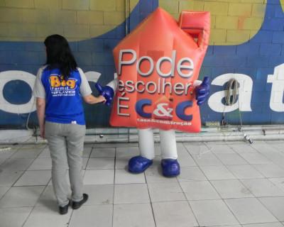Fantasias ou Roupas Infláveis - C&C - 2,20m