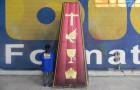 Totem Inflável Pela Fé no Deus Vivo - Foto 1