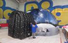 Domo Inflável Amauri José - Planetário - Foto 1