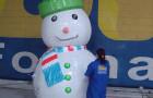 Boneco de Neve Inflável - Foto 2