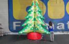 Árvore de Natal Inflável - Foto 1