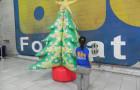 Árvore de Natal inflável - Nova São Bernardo - Foto 1