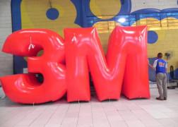 Letreiros infláveis: saiba como e quando usá-los