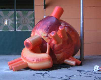 Carnaval Inflável - Coração Porto da Pedra