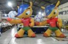 Mascote inflável - Foto 1