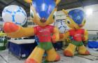 Mascote inflável - Foto 2