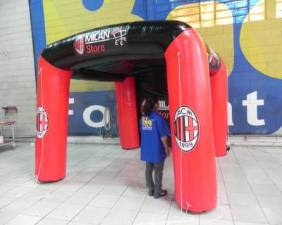 Tenda Inflável Milan