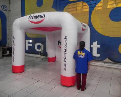 Tenda Inflável Frimesa