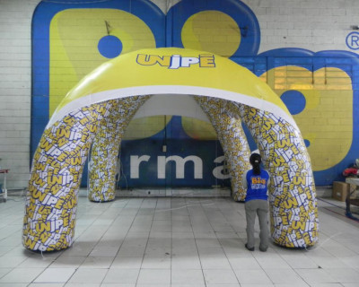 Tenda Inflável Unipe