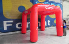 Tenda Inflável Claro - Foto 1