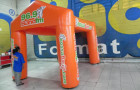 Tenda Inflável Band FM - Foto 1