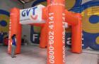 Tenda Inflável GVT Expansão - Foto 1