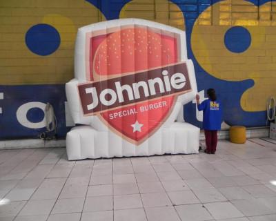 Logomarca Inflável Johnnie Special