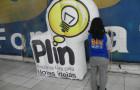 Logomarca Inflável Plin - Foto 1
