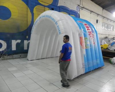 Túnel Inflável Molico