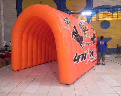 Túnel Inflável Amazzon Car