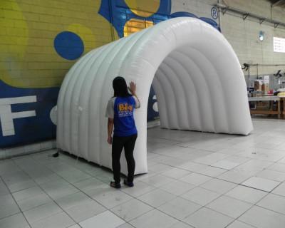 Túnel Inflável L'oreal Brasil