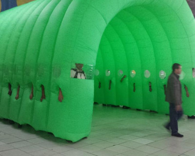 Túnel Inflável Portela