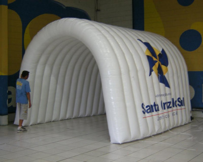 Túnel Inflável Santa Cruz do Sul