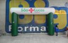 Portal / Pórtico Inflável Trave - São Lucas Hospital - Foto 1