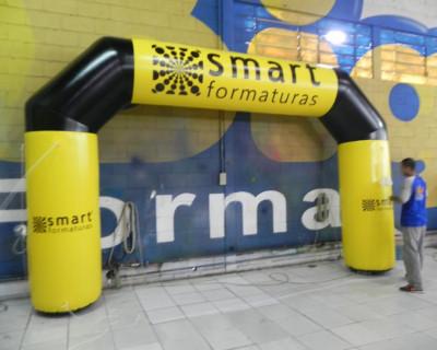 Portal / Pórtico Inflável Classic - Smart Formaturas