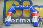 Portal / Pórtico Inflável Classic - Tigrão - Foto 1