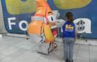 Mascote Inflavel 2D Bragalino - Foto 1