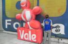 Mascote Inflável Vale - Foto 1