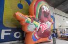 Mascote Inflável 2D Toddynho - Foto 4