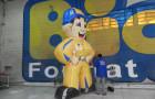 Mascote Inflável 2D Dr. Vedação - Foto 1