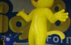 Mascote Inflável 3D Zaeli - Foto 1