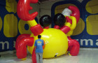 Mascote Inflável 3D Siri - Foto 2