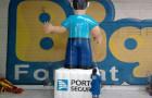 Mascote Inflável 3D Porto Seguro - Foto 1