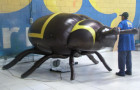 Mascote Inflável 3D Tamanduá de Soja - Foto 1