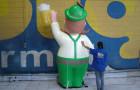 Mascote Inflável 3D Oktober Med - Foto 2