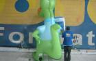 Mascote Inflável 3D Pitoco GM - Foto 1