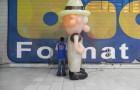 Mascote Inflável 3D Bio Trigo - Foto 1