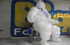 Mascote Inflável 3D Michelin - Foto 2