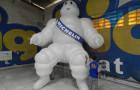 Mascote Inflável 3D Michelin - Foto 3