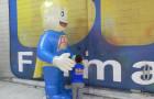 Mascote Inflável 3D Super Prix - Foto 1