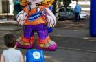 Inflável Promocional Rádio Sepe Tiaraju - Foto 1