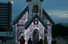 Inflável Promocional Vila Natalina - Foto 1