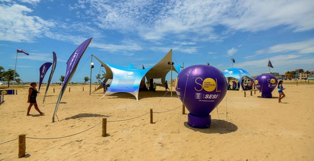 4 motivos para sua empresa investir em infláveis promocionais